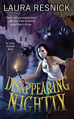 Disappearing Nightly By Resnick, Laura