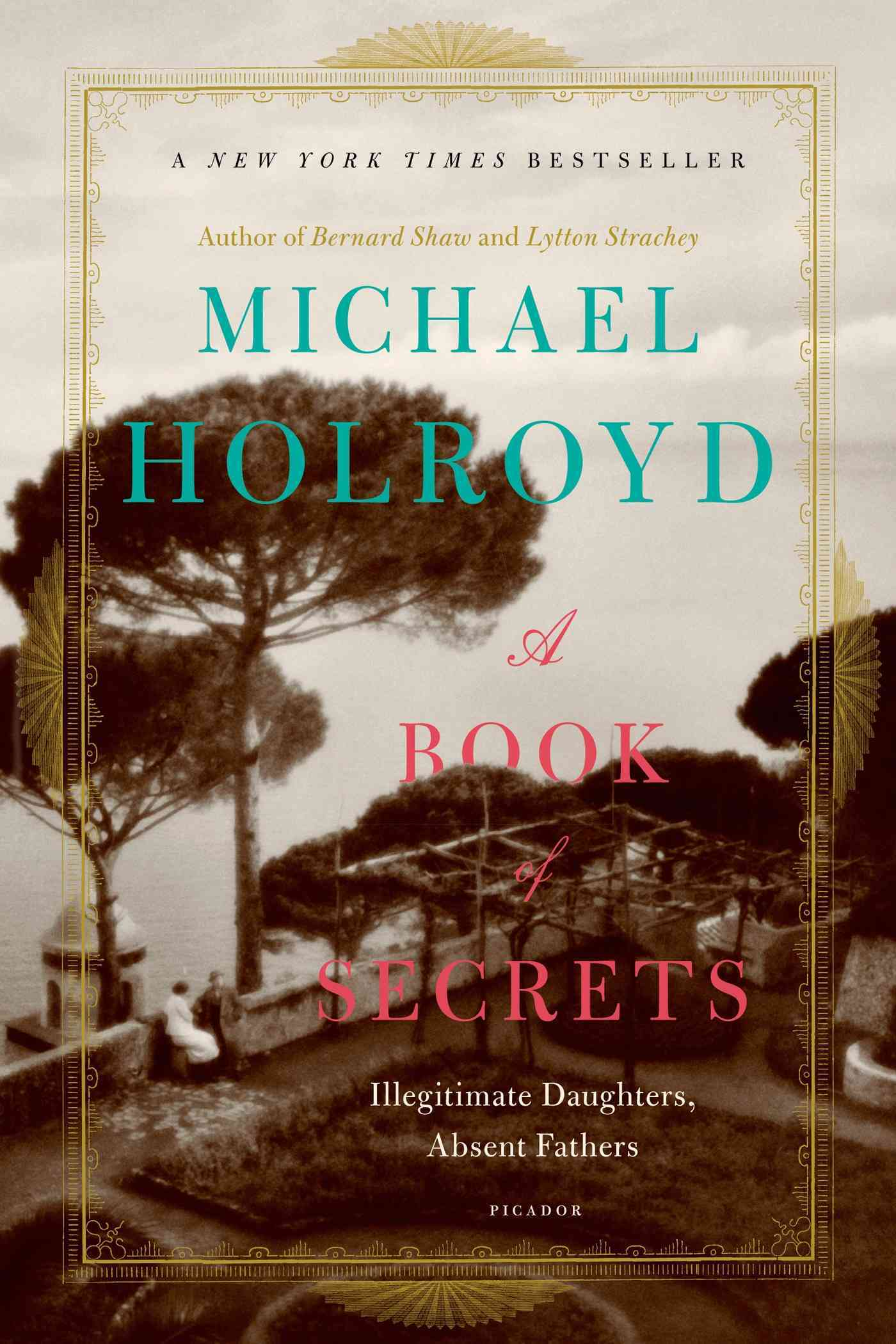 A Book of Secrets By Holroyd, Michael